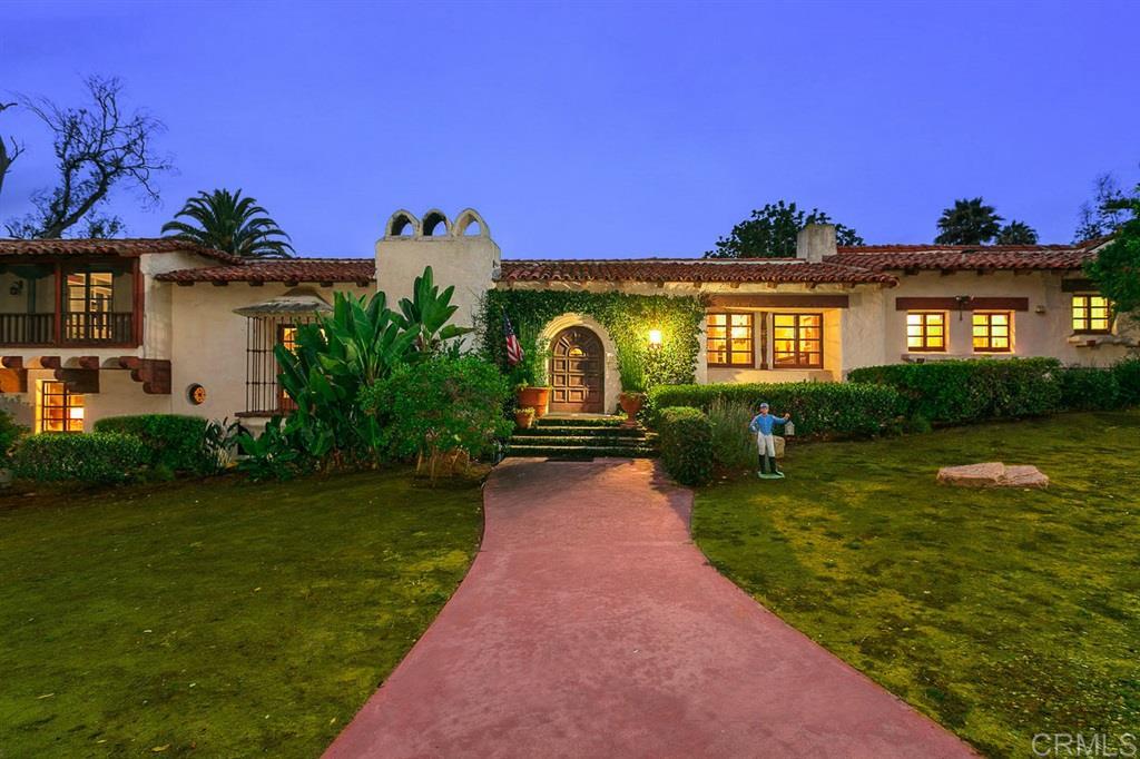 16734 Via de Santa Fe, Rancho Santa Fe, CA 92067