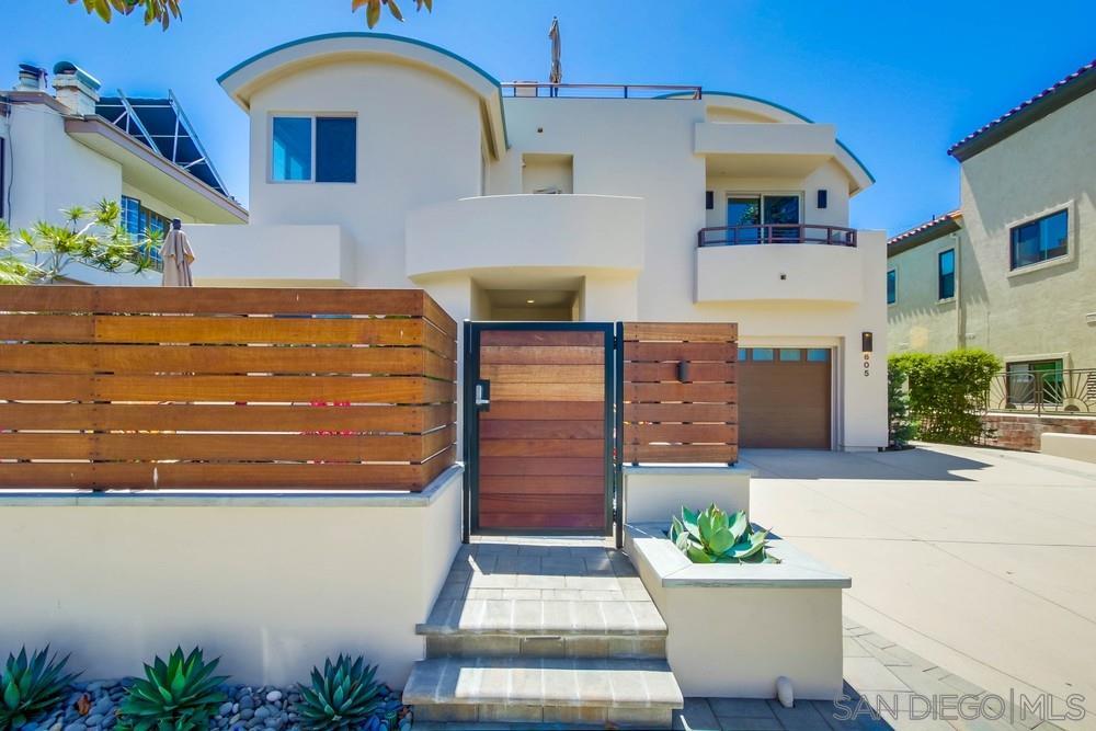 605 Westbourne St La Jolla, CA 92037