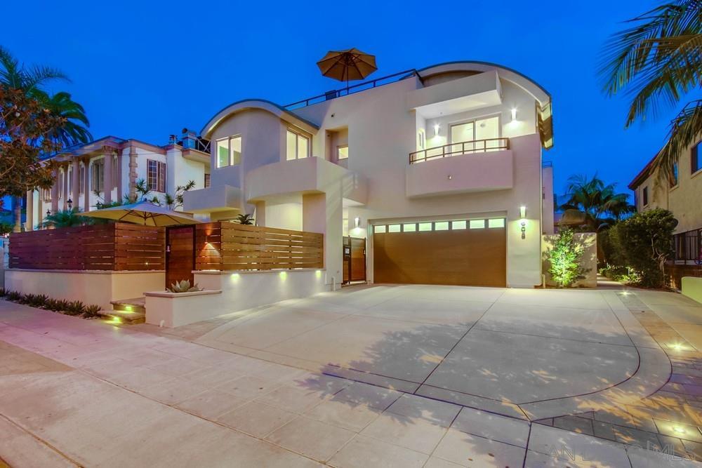 605 Westbourne St, La Jolla, CA 92037