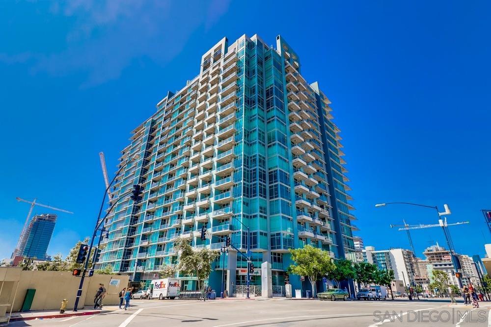 1080 Park Blvd Unit 201, San Diego CA 92101