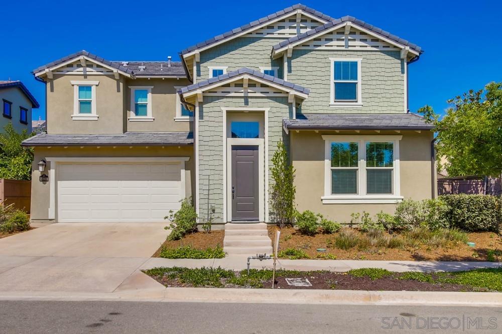 15918 Wilkes Lane San Diego, CA 92127