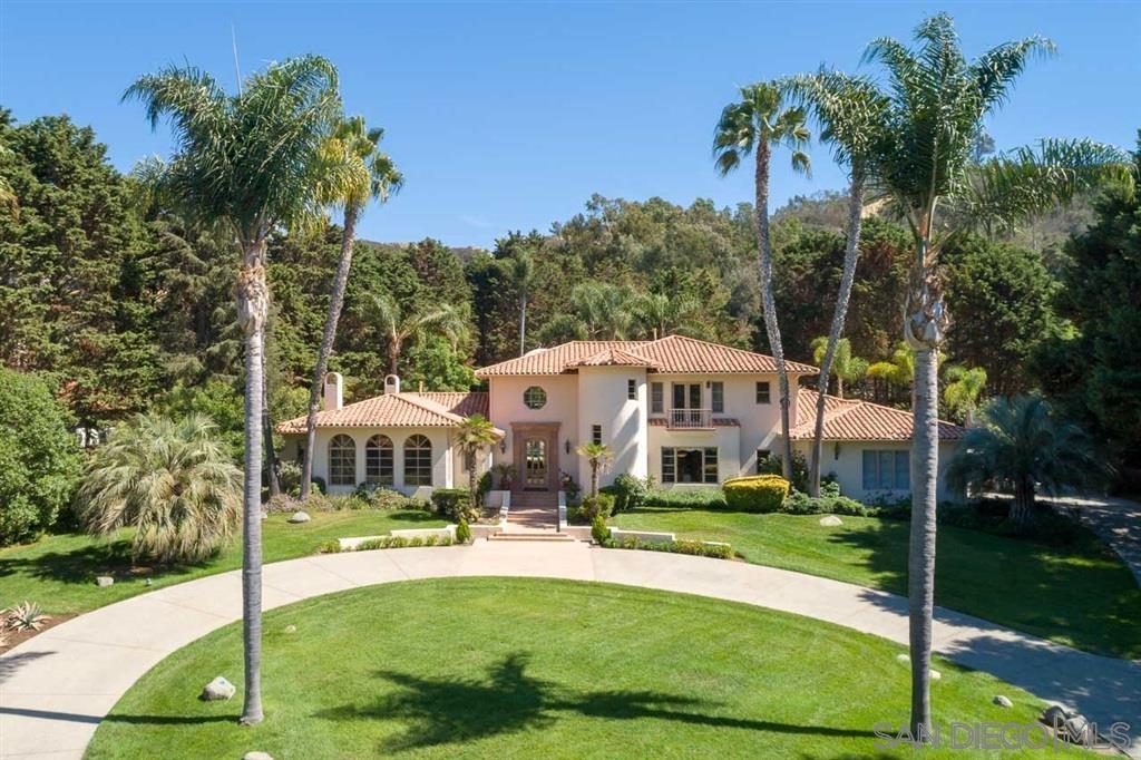 4617 La Orilla, Rancho Santa Fe, CA 92067