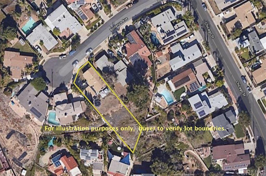 4131 Bonanza, San Diego, CA 92117