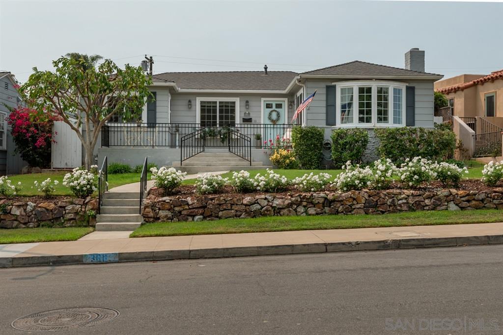 3611 Lotus San Diego, CA 92106