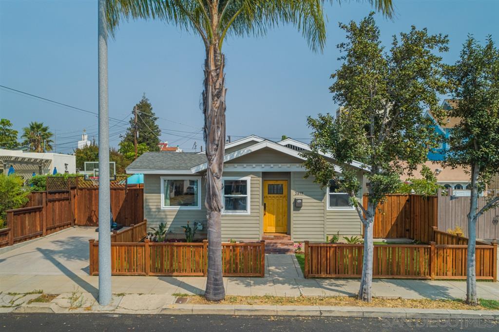 3617 Herbert, San Diego, CA 92103