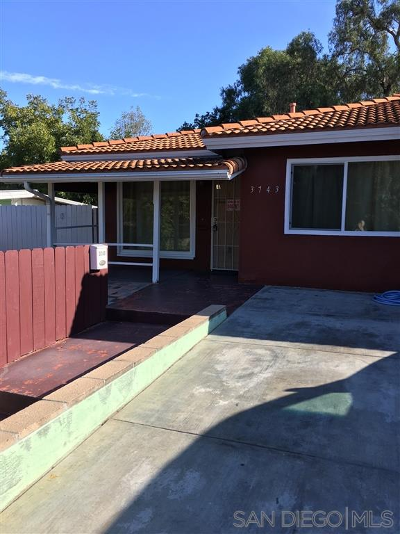 3743 College Ave, San Diego, CA 92115