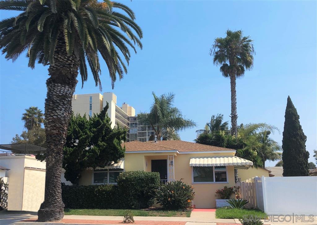 4917 Bayard, San Diego, CA 92109