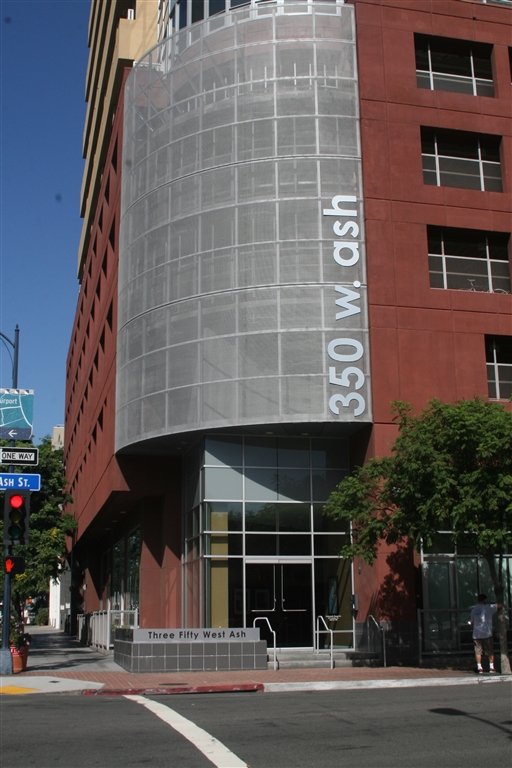 Property in 350 W ASH, San Diego