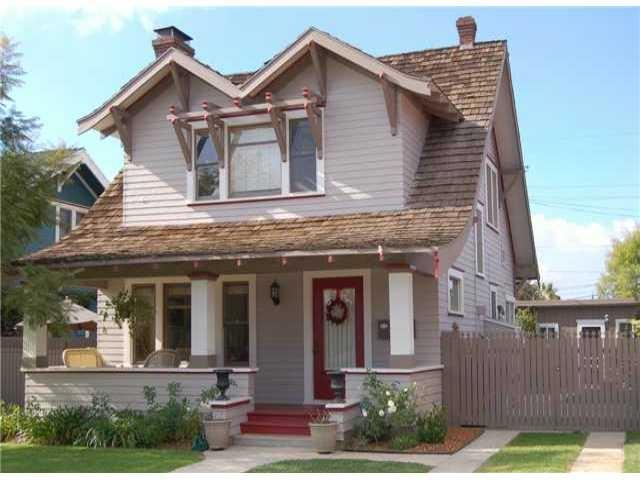 1236 Edgemont St, San Diego CA 92102