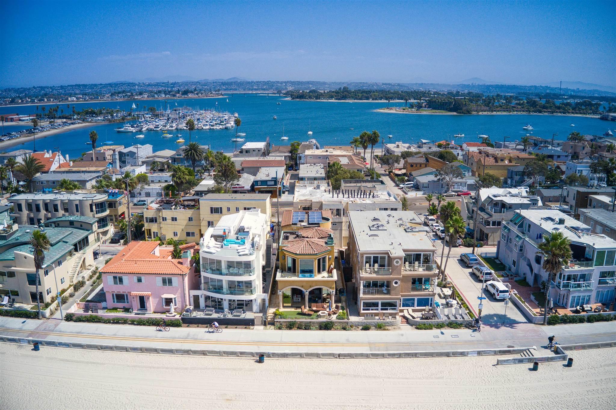 Photo of 3409 Ocean Front Walk, San Diego, CA 92109