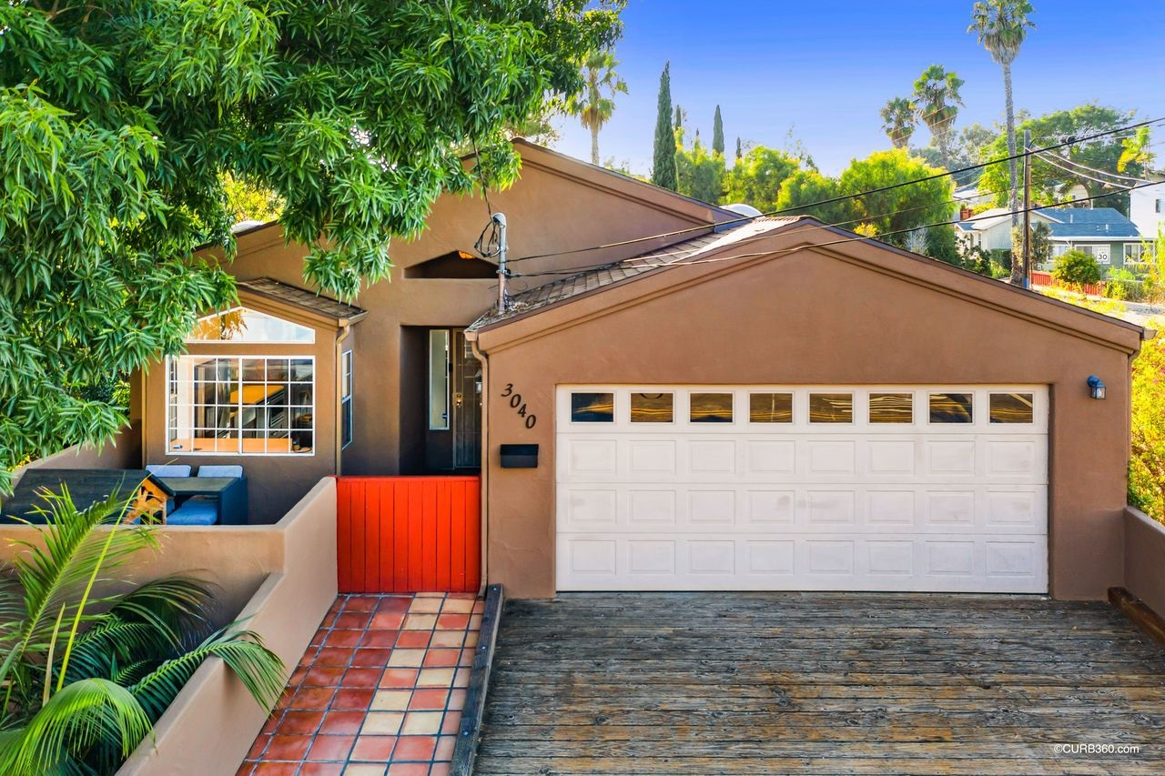 Don't miss out on one of North Park's finest! Completely renovated in the past 4 years, this stunning canyon home has everything you have been looking for. Brand new kitchen and baths, new flooring throughout, new A/C & electrical, 4 year old roof and FULLY OWNED SOLAR. As you walk into the home, you will be blown away by the 14' vaulted ceilings and canyon views. There is also an open basement offering 800sqft of additional indoor / outdoor living space perfect for lounge space, gym or a possible ADU.Come live in the perfect location a block away from Thorn Street brewery, a pizza restaurant, coffee shop and Grand Ole BBQ. A Quick 10 Minute walk to incredible restaurants including Italian, sushi, ramen, and bars galore. 15 minute walk into the heart of North Park and 15 minutes in the other direction, into the heart of South Park. Also, 10 minutes away from Bird Park, with the play structures & concerts in the summer and a quick 5 minute drive to tennis courts and public pools. Additional Upgrades:  2016: • New Roof  • All new flooring  • Paint • Garage Door Lift  2017: • Indoor Stairwell Railing  2018: • Solar - 4.32 KW • New Heater and Air Conditioner  2019: • Gutted Kitchen • Gutted Downstairs Bathroom  2020: • Driveway Beam - reinforced the driveway with new beams to insure it is structurally sound • Master Vanity