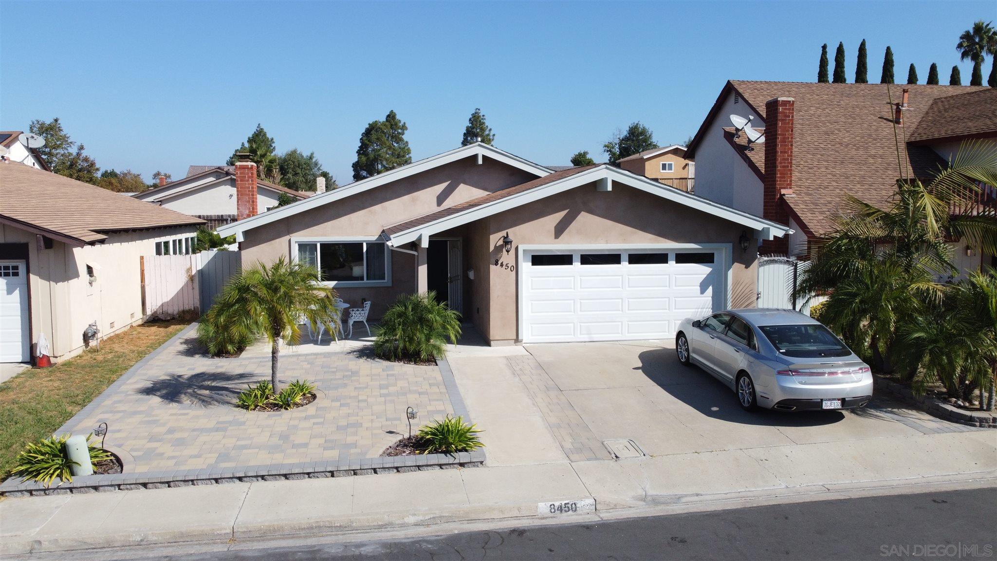 8450 Aries Rd., San Diego, CA 92126