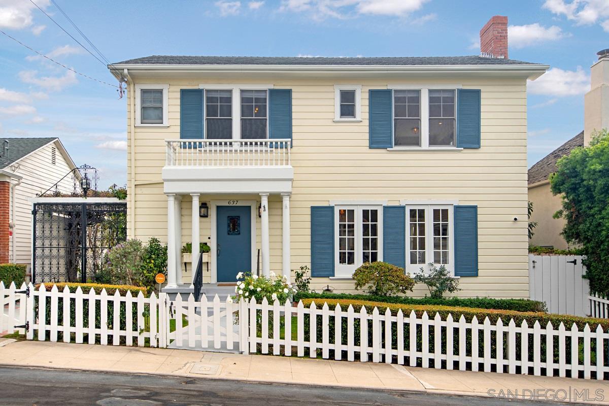 Home for Sale in La Jolla