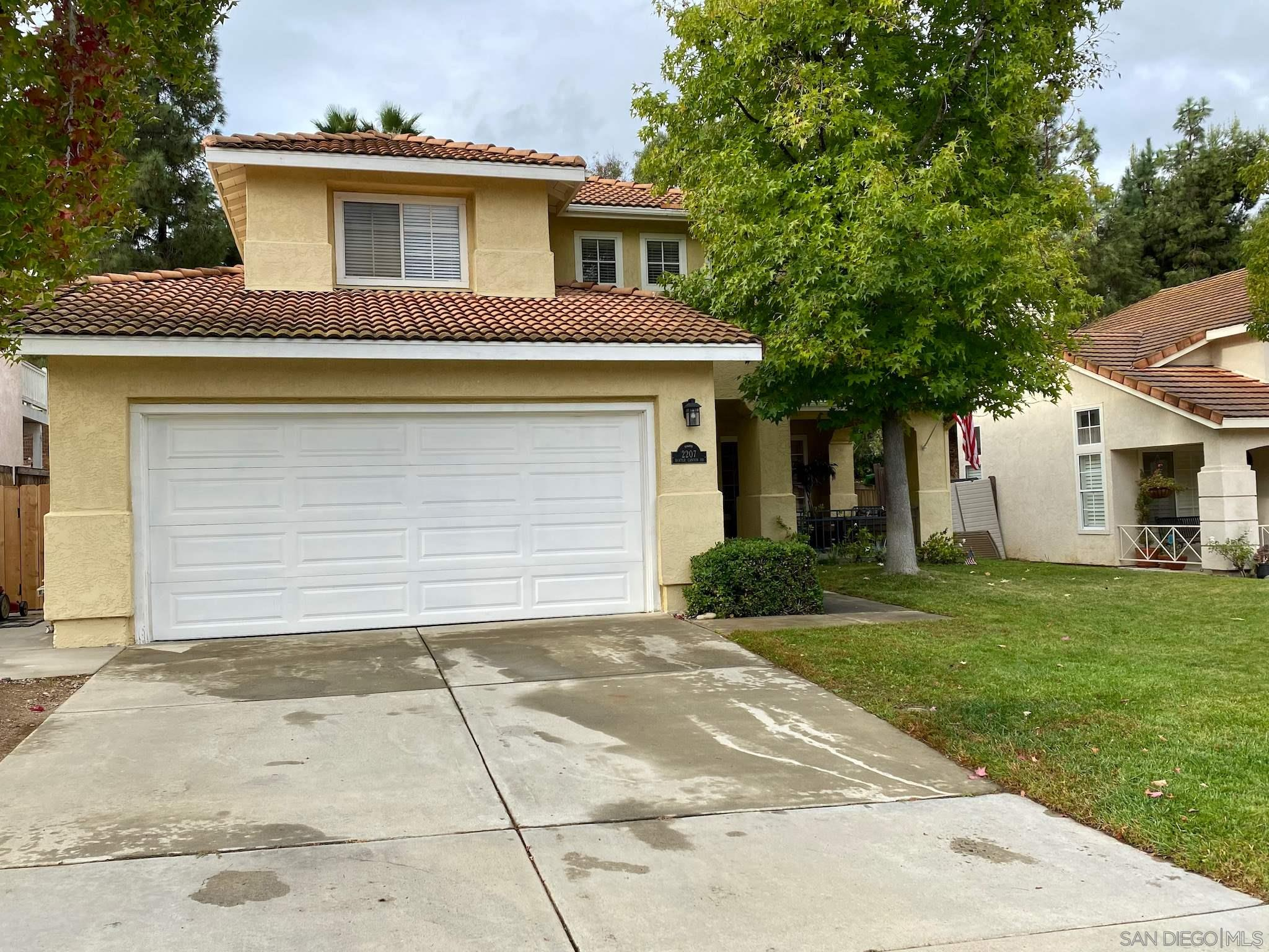 2207 Baxter Canyon Rd, Vista CA 92081