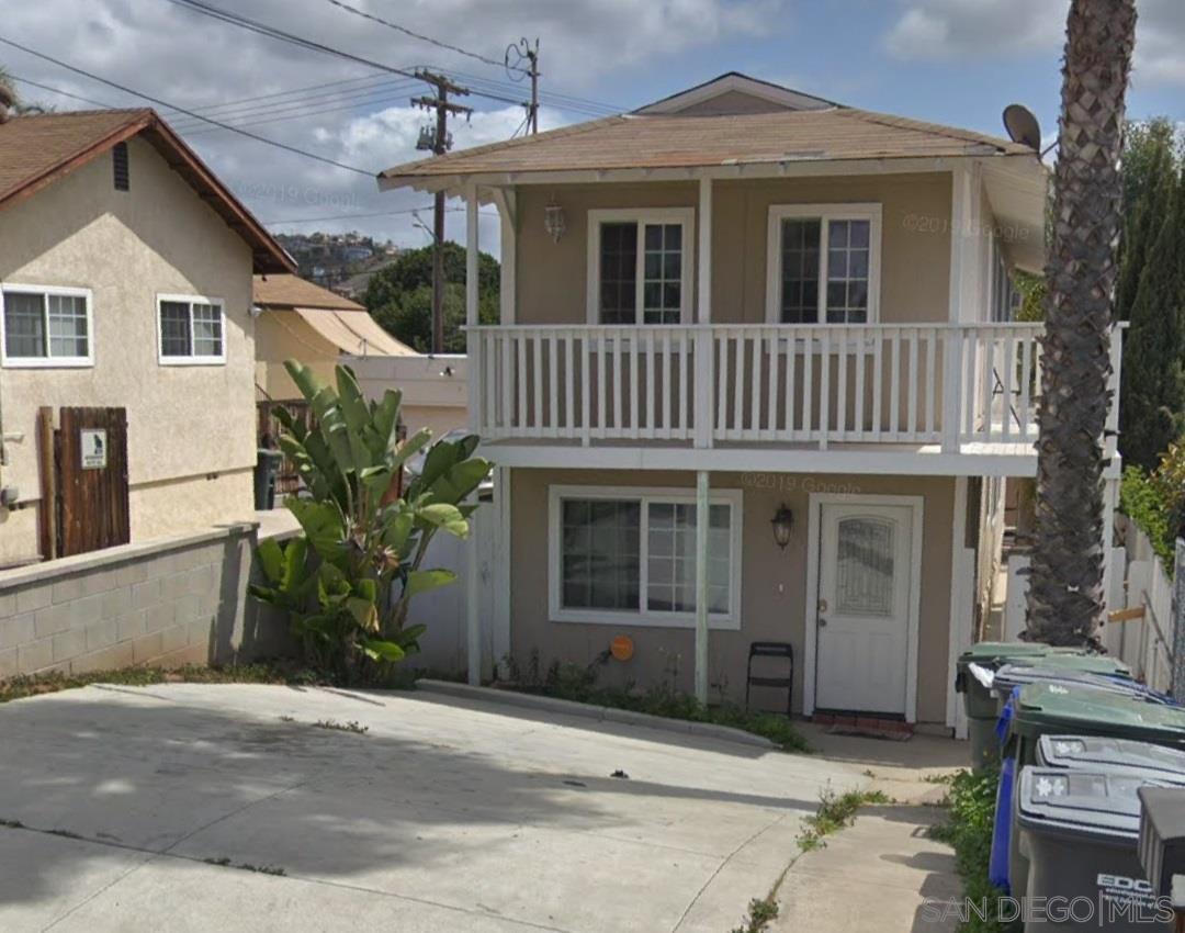 733 Concepcion Ave, Spring Valley, CA 91977