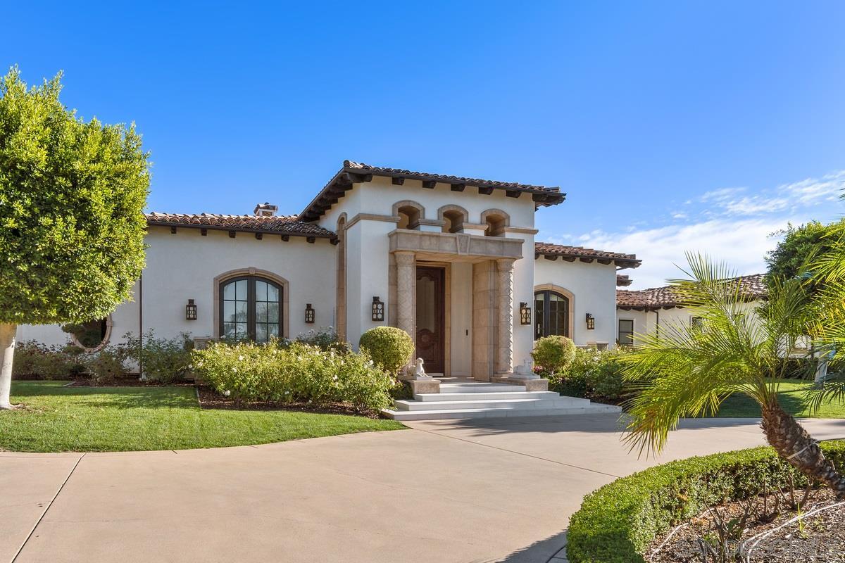 7164 Rancho La Cima Dr, Rancho Santa Fe, CA 92067