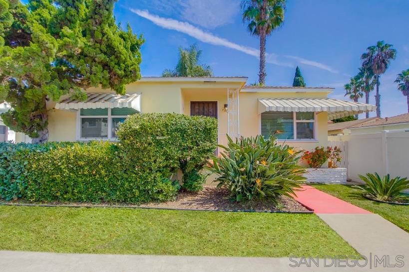 4917 Bayard Street, North Pacific Beach, CA 92109