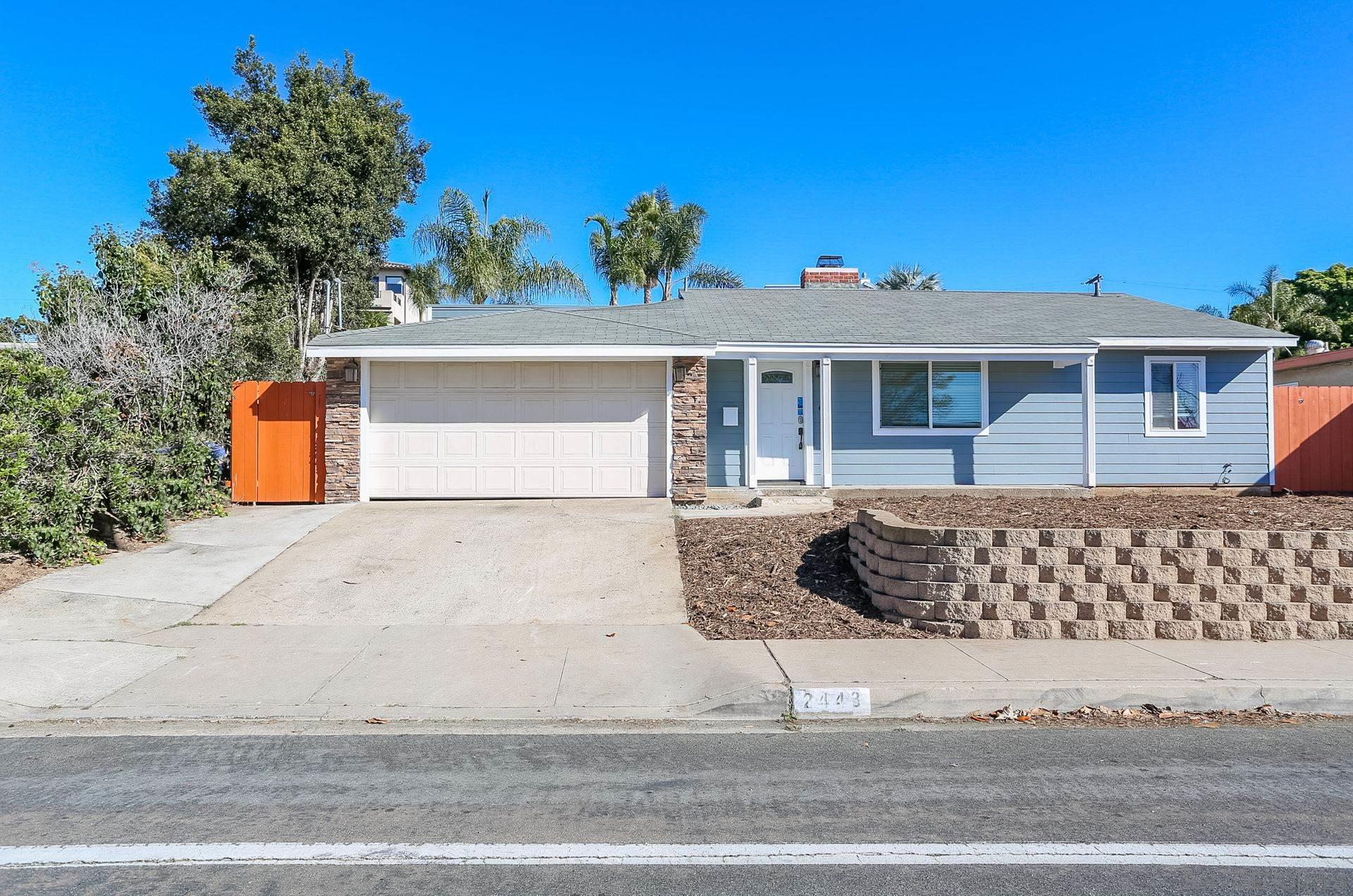 2443 Burgener, San Diego, CA 92110