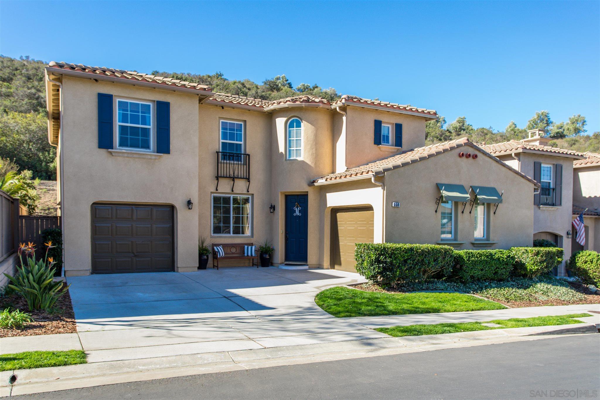 550 Via Del Caballo, San Marcos, CA 92078
