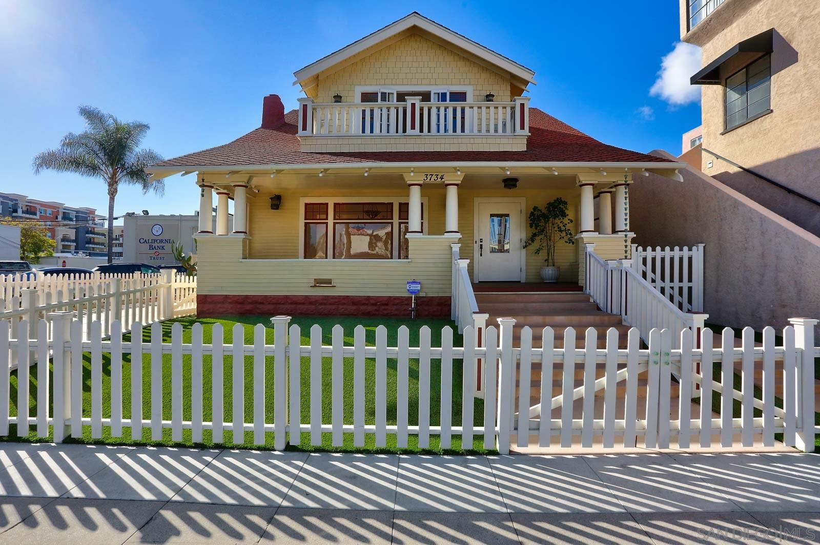 3734 6th Ave, San Diego CA 92103