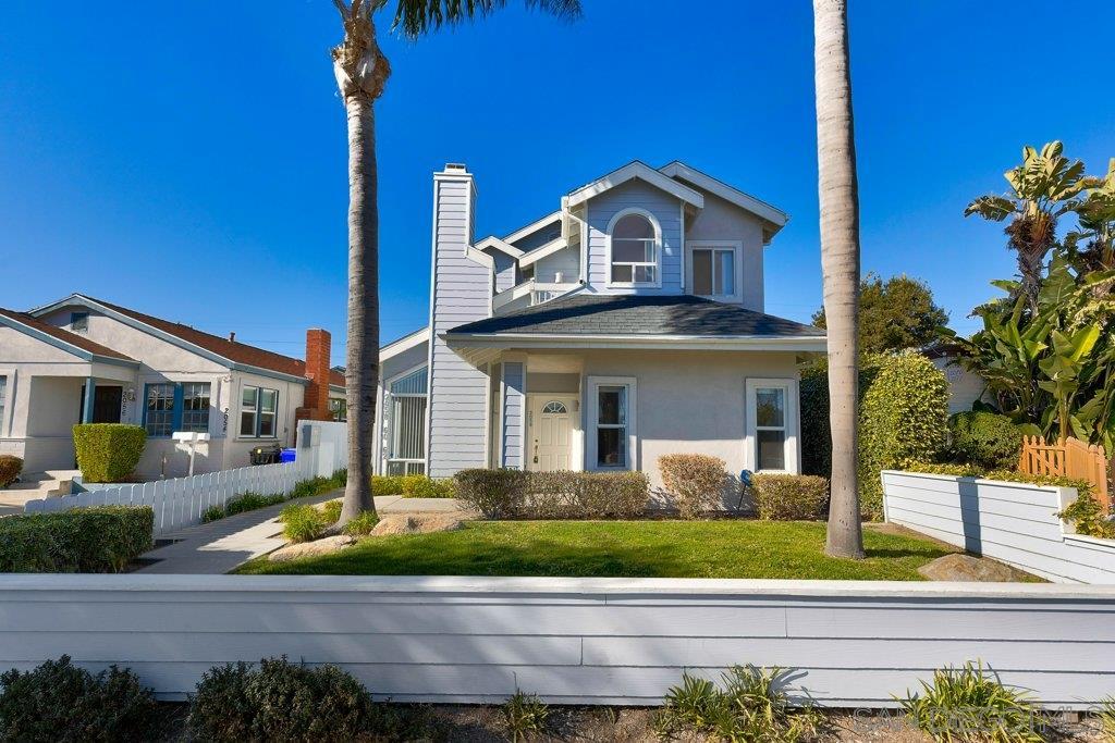2058 Reed, San Diego, CA 92109