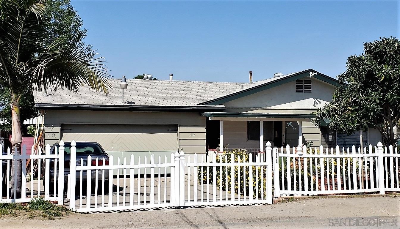 2150 Washington Street, Lemon Grove, CA 91945