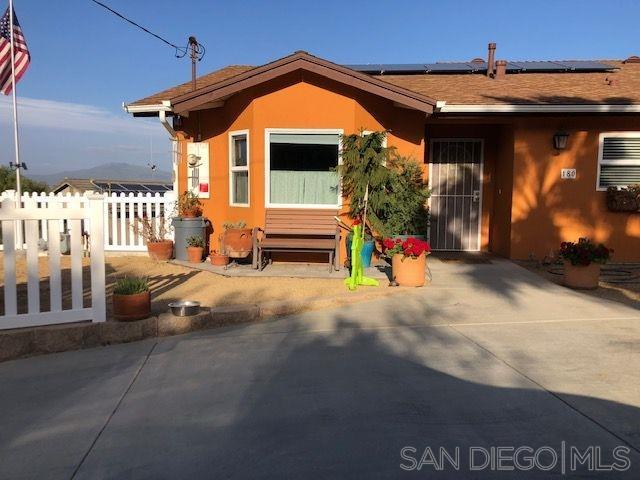 180 Sierra Vista Dr, El Cajon, CA 92021