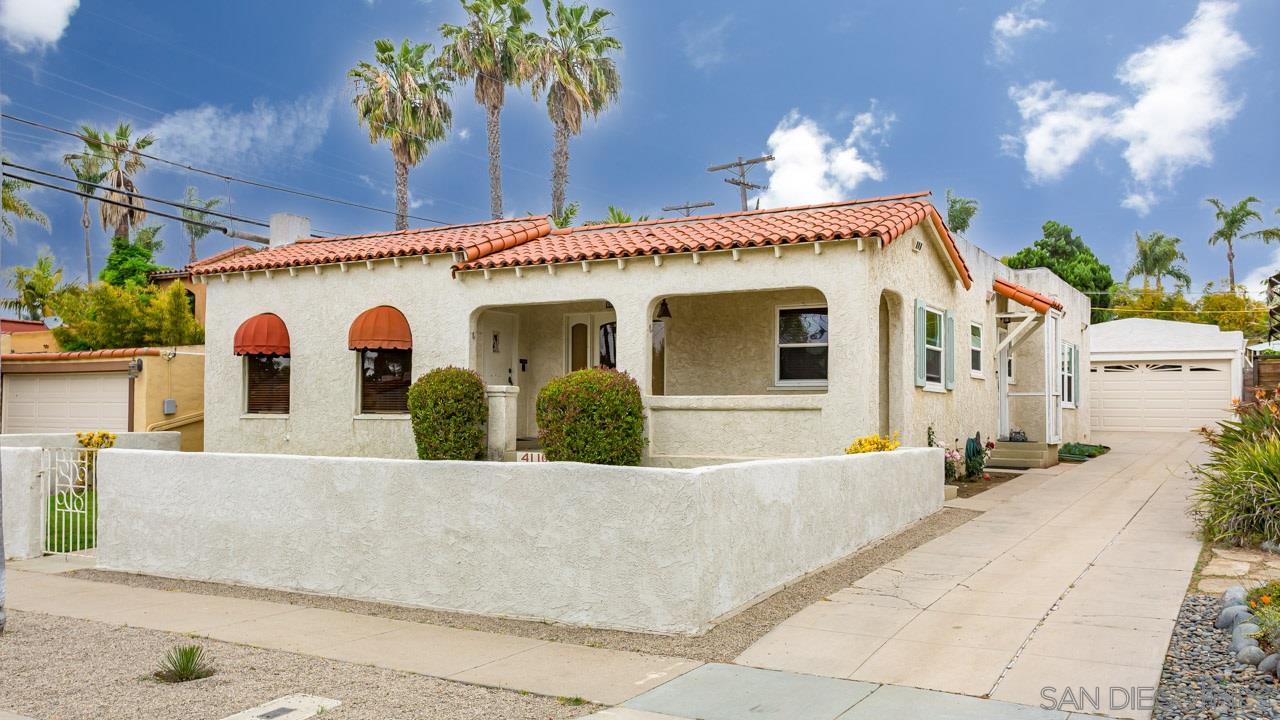4110 Lymer Dr, San Diego, CA 92116