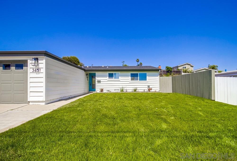 3451 Lockwood Dr., San Diego, CA 92123
