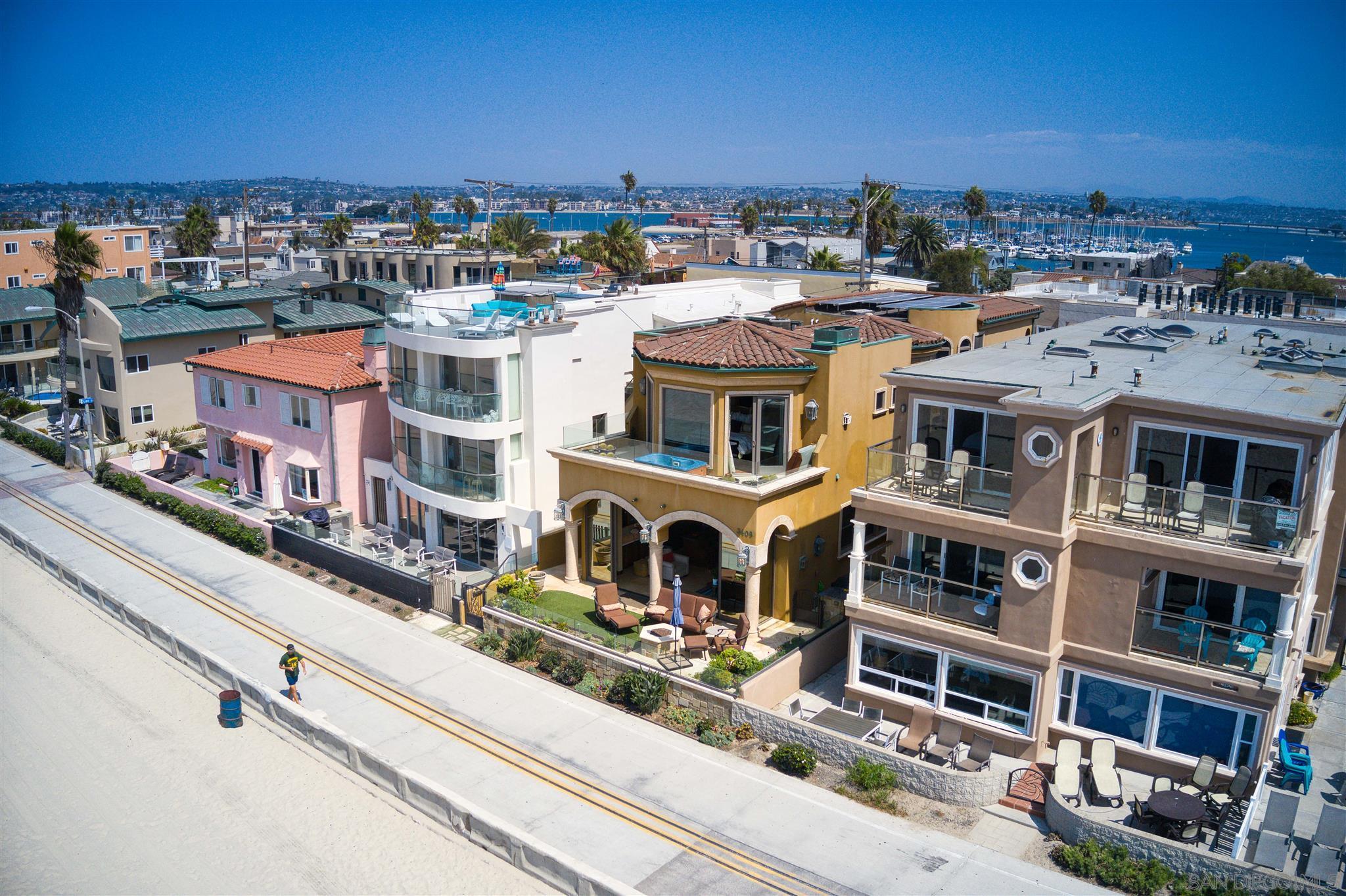 3409 Ocean Front Walk, San Diego, CA 92109
