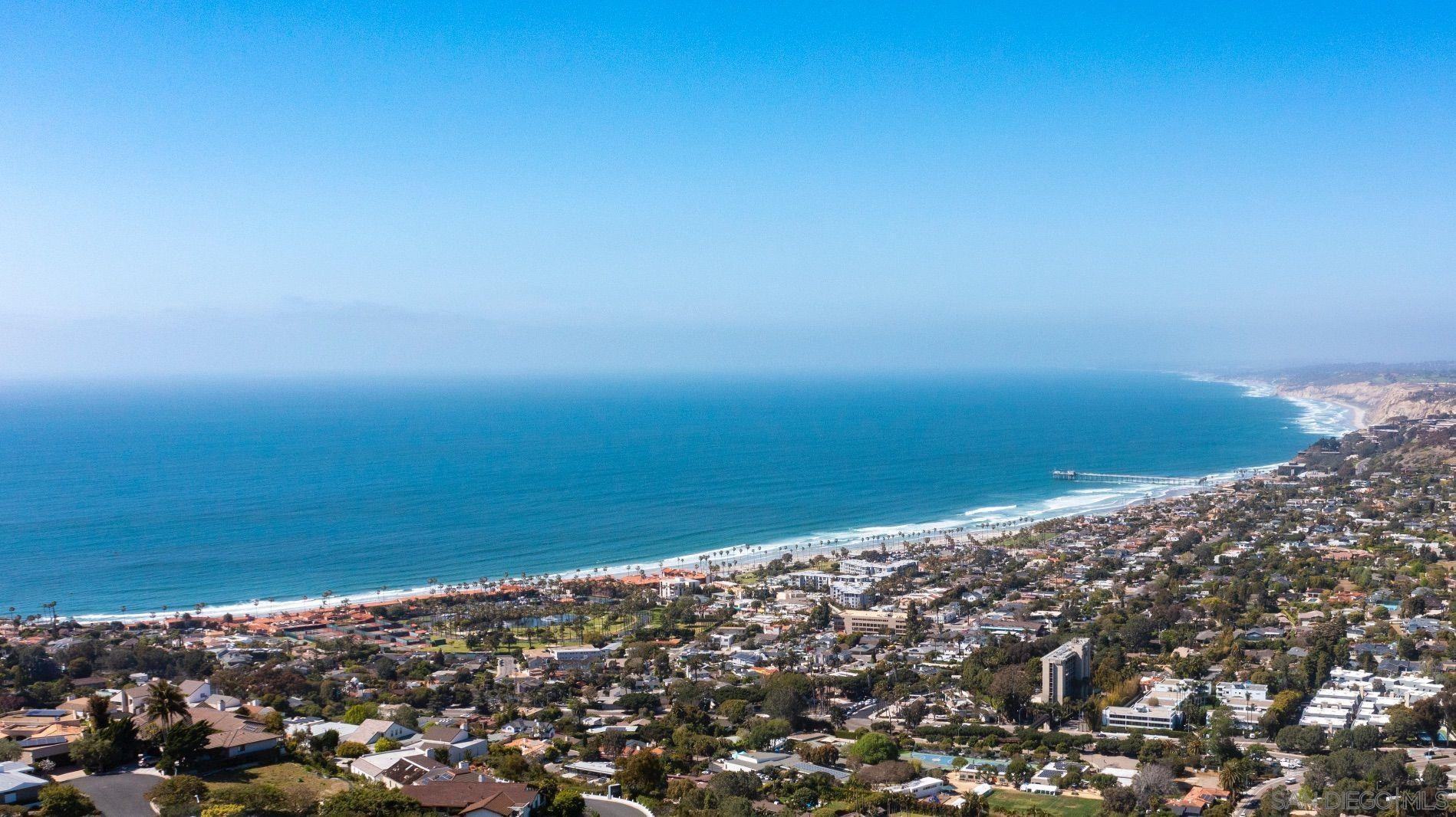 """Magnificent single level with pleasing Ocean and City view . Extraordinary location close to the most beautiful """"La Jolla Shores Beach"""",  Restaurants, shops and easy access to Freeway, 180o Ocean view, This is a North Shores location, you can enjoy the Sunset view, quiet street and a lot of space to park. Very rare to find a one single level with a magnificent ocean view, you can't miss this opportunity . This has a great oversized back patio for your out door enjoyment. Beautiful upgrades, wood, granite Kitchen counter top and Quartz bathrooms counter tops , House was remodeled on 2016 with many upgrades."""