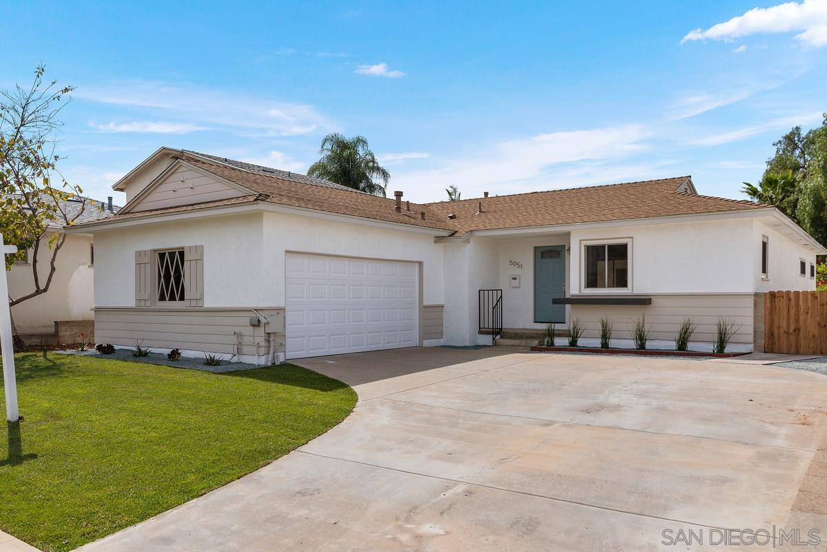 5051 Orcutt Ave, San Diego CA 92120