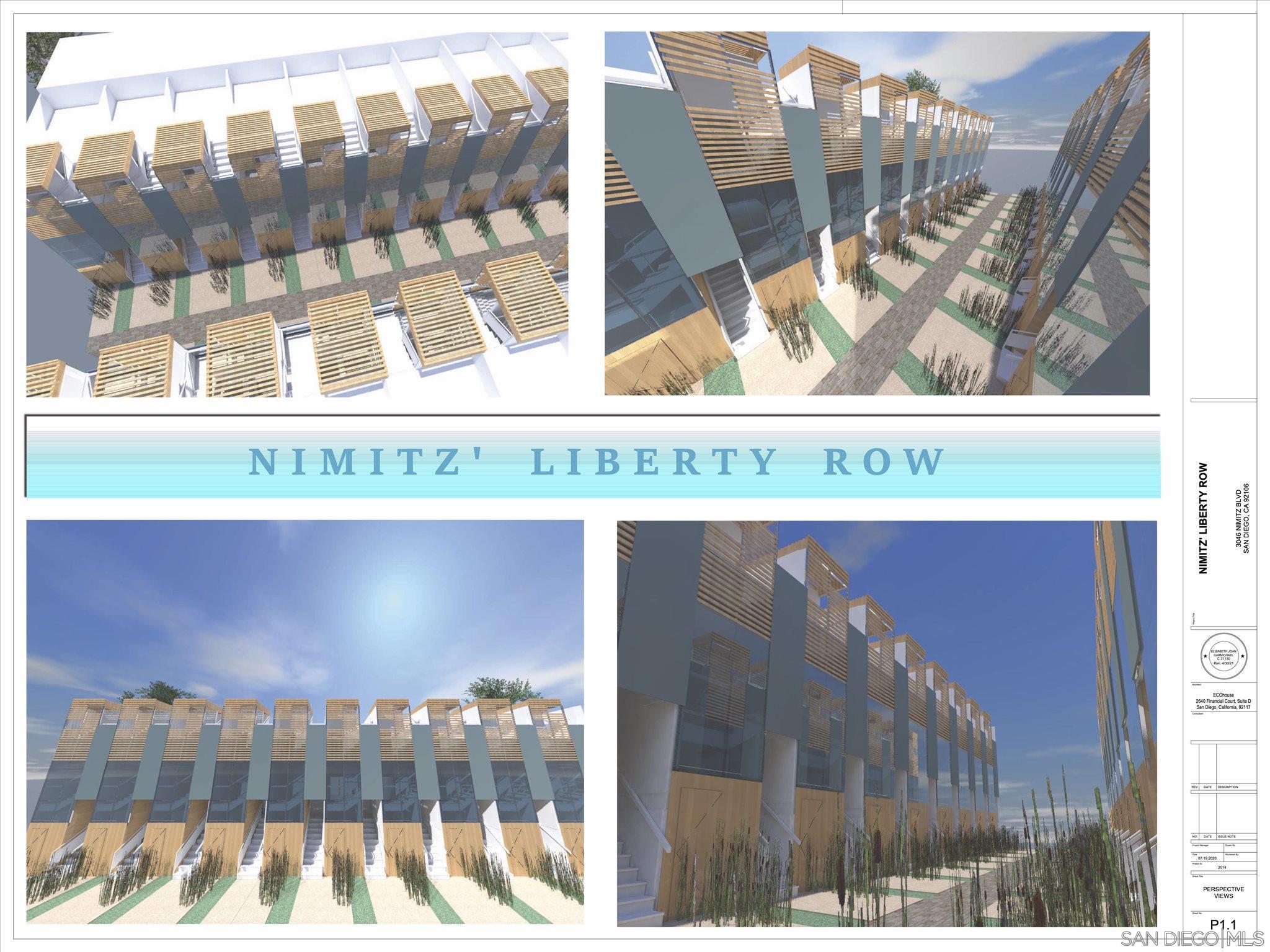 3046 Nimitz Blvd., San Diego, CA 92106