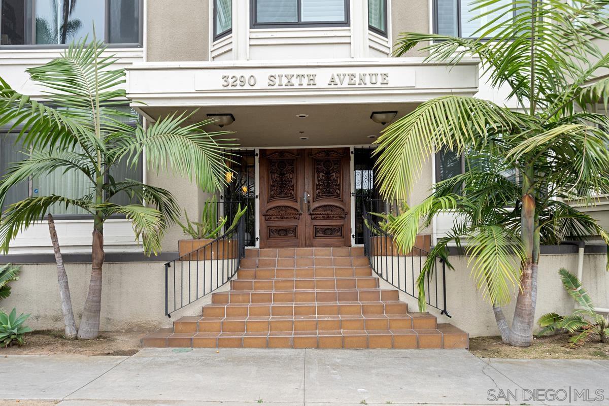 3290 6th Ave Unit 2E, San Diego CA 92103