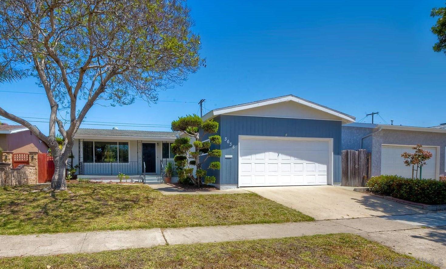 3635 Ashford St, San Diego CA 92111