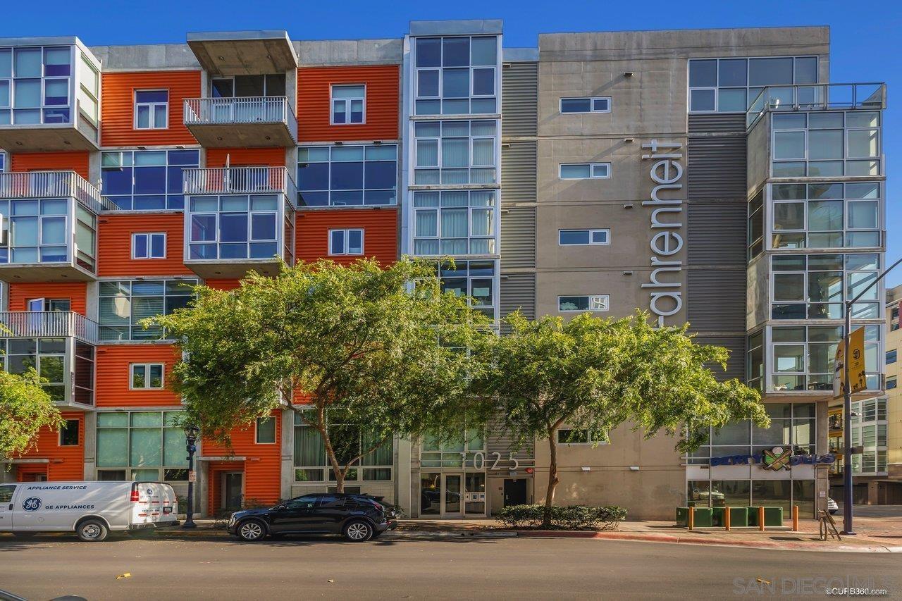 1025 Island Avenue 607, San Diego, CA 92101