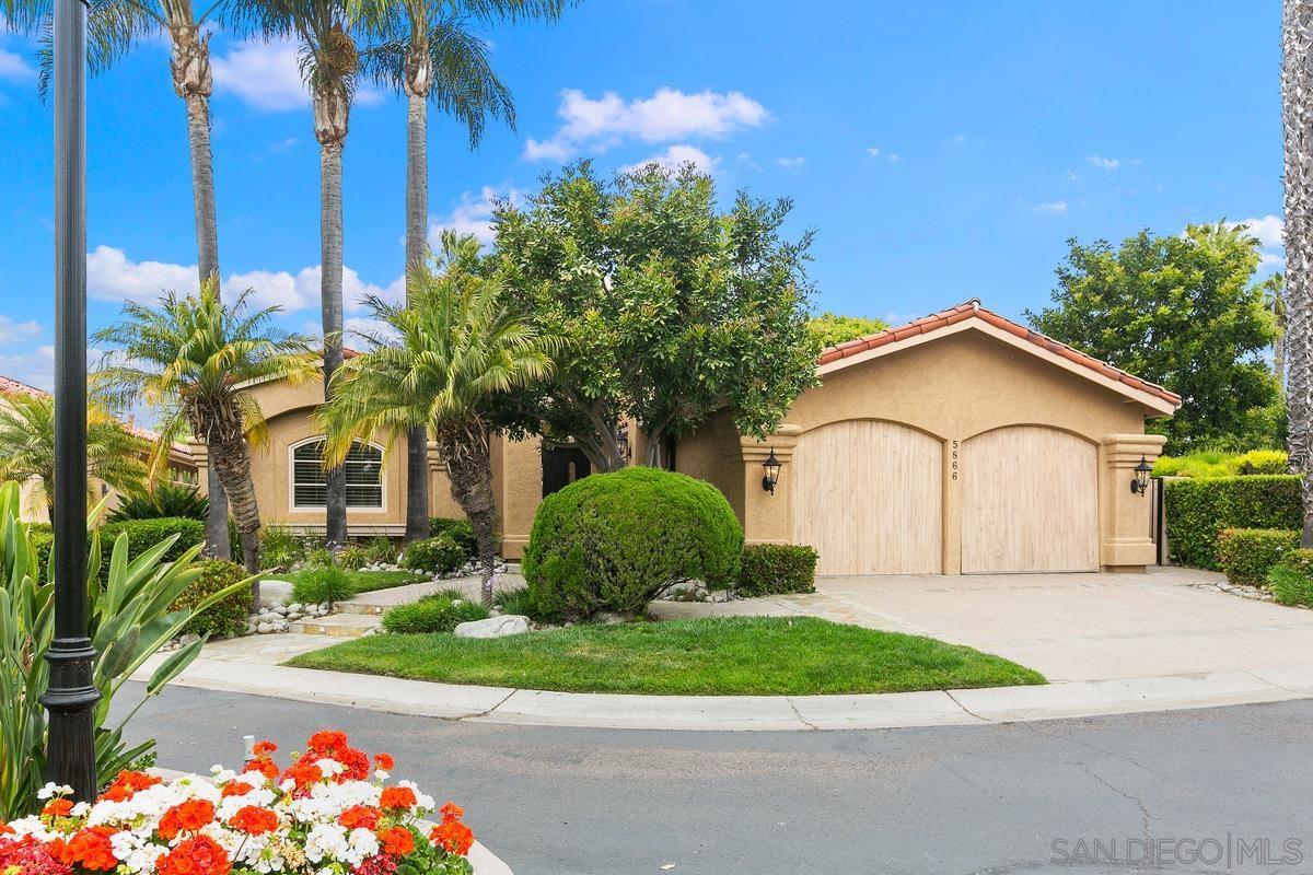 5866 Saratoga Corte, Rancho Santa Fe, CA 92067