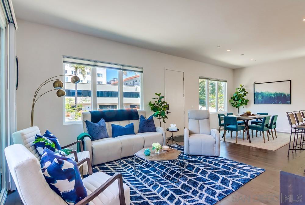 545 Hawthorn, San Diego CA 92101