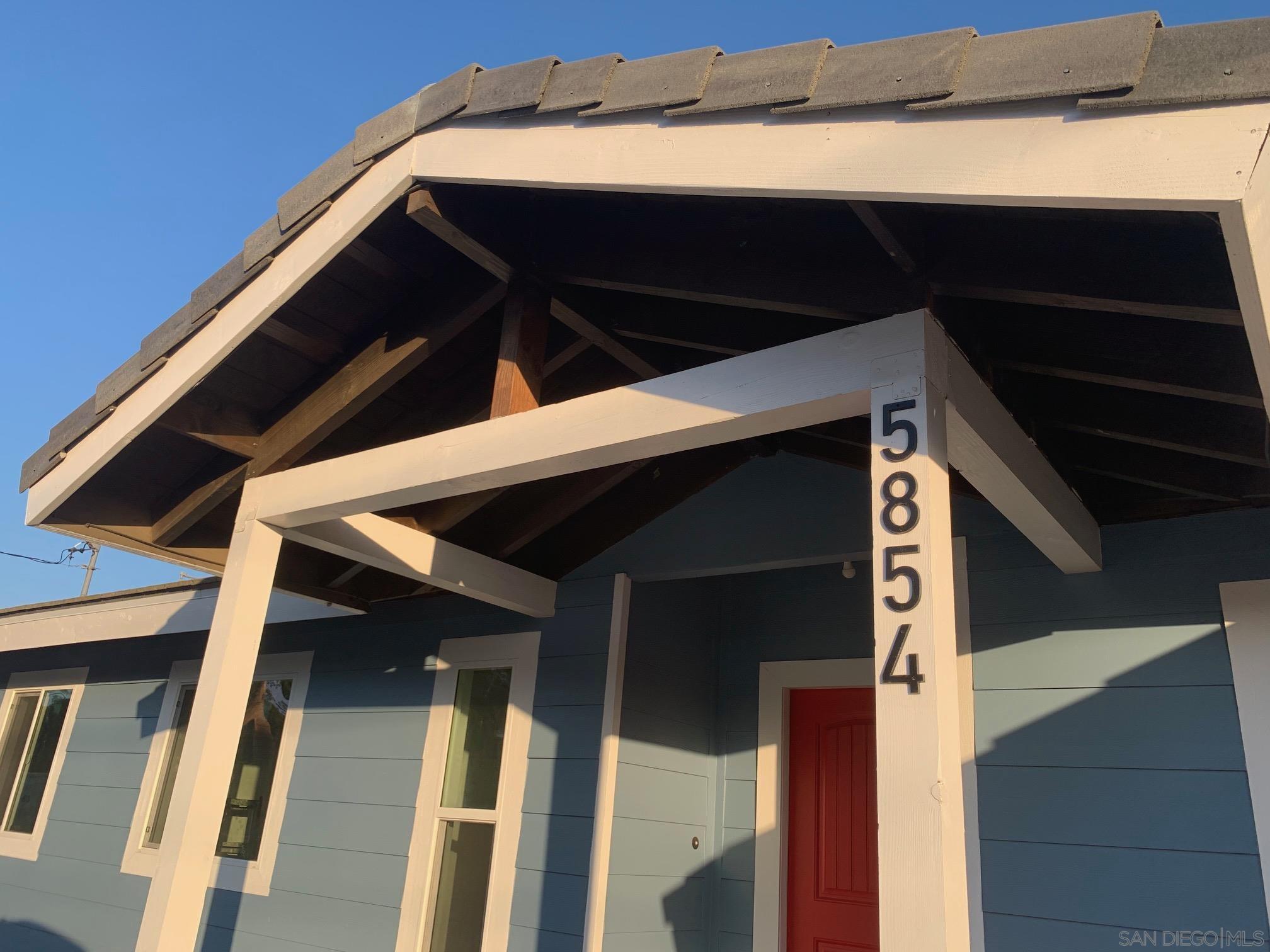 5854 SAN MIGUEL RD., BONITA, CA 91902