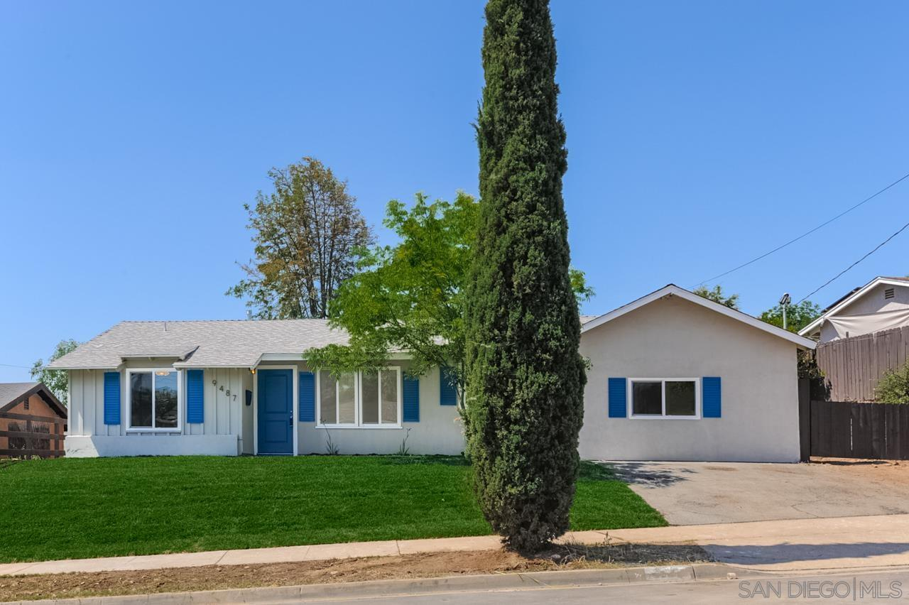 Home for Sale in Santee
