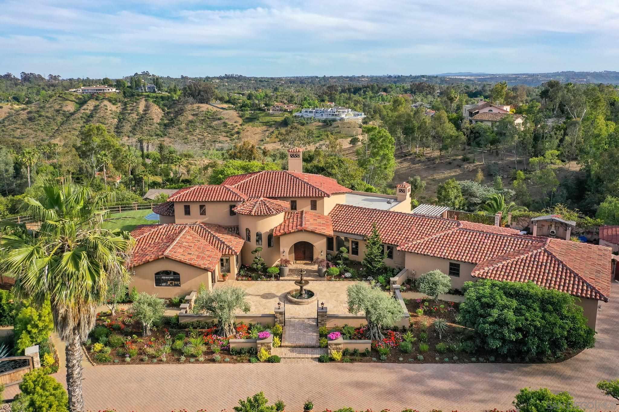 16738 Zumaque, Rancho Santa Fe, CA 92067