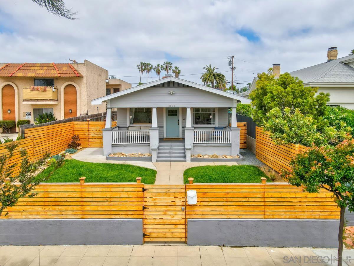 3042 C Street, San Diego, CA 92102
