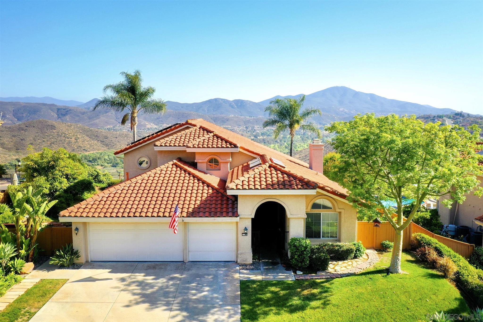 2562 Castellon Terrace, El Cajon, CA 92019