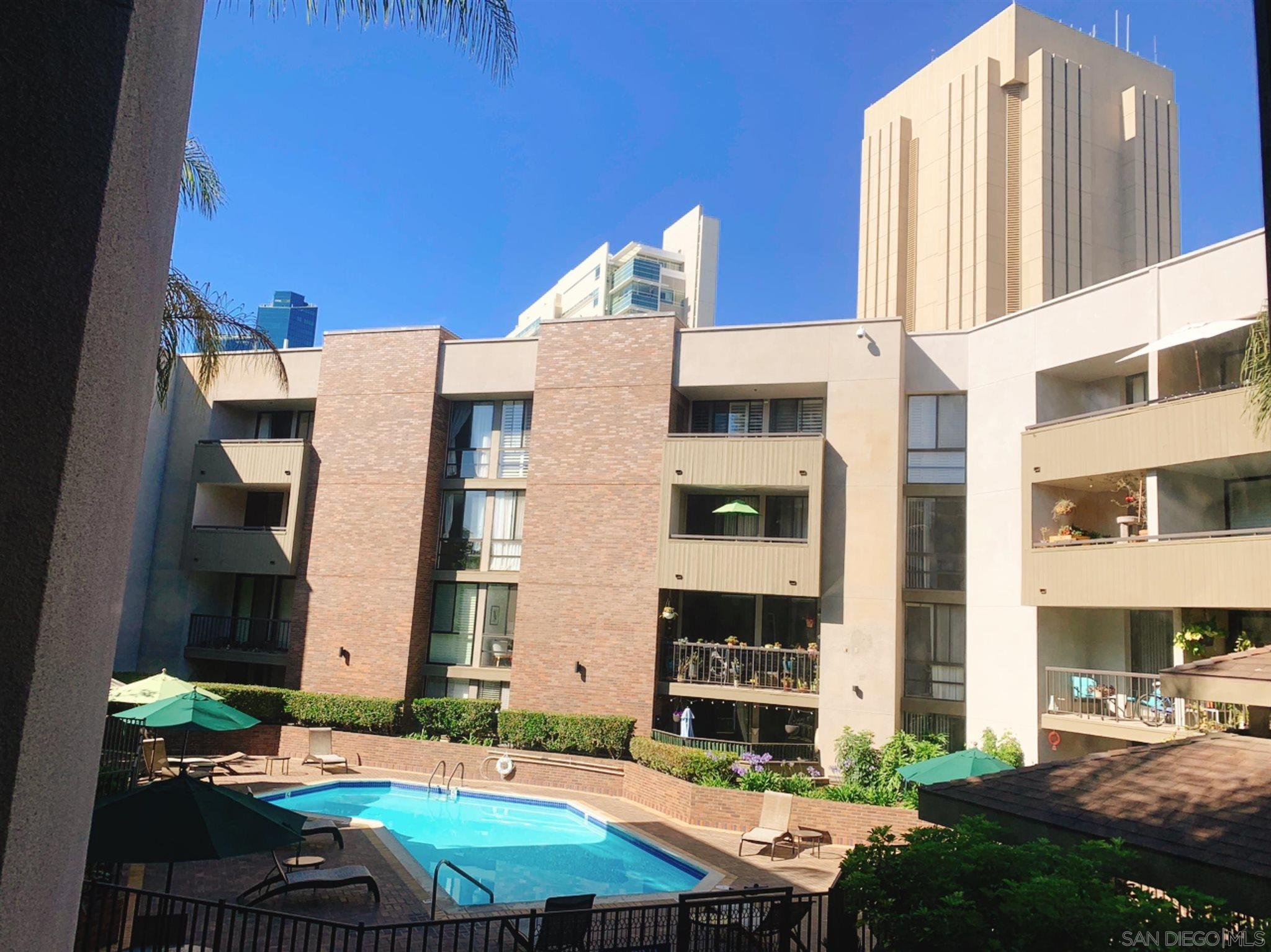 MLS 210015688 San Diego Condo for sale