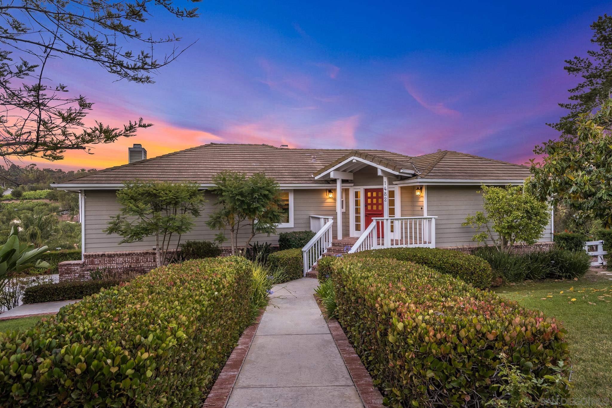 1482 Rancho Encinitas Dr, Encinitas, CA 92024