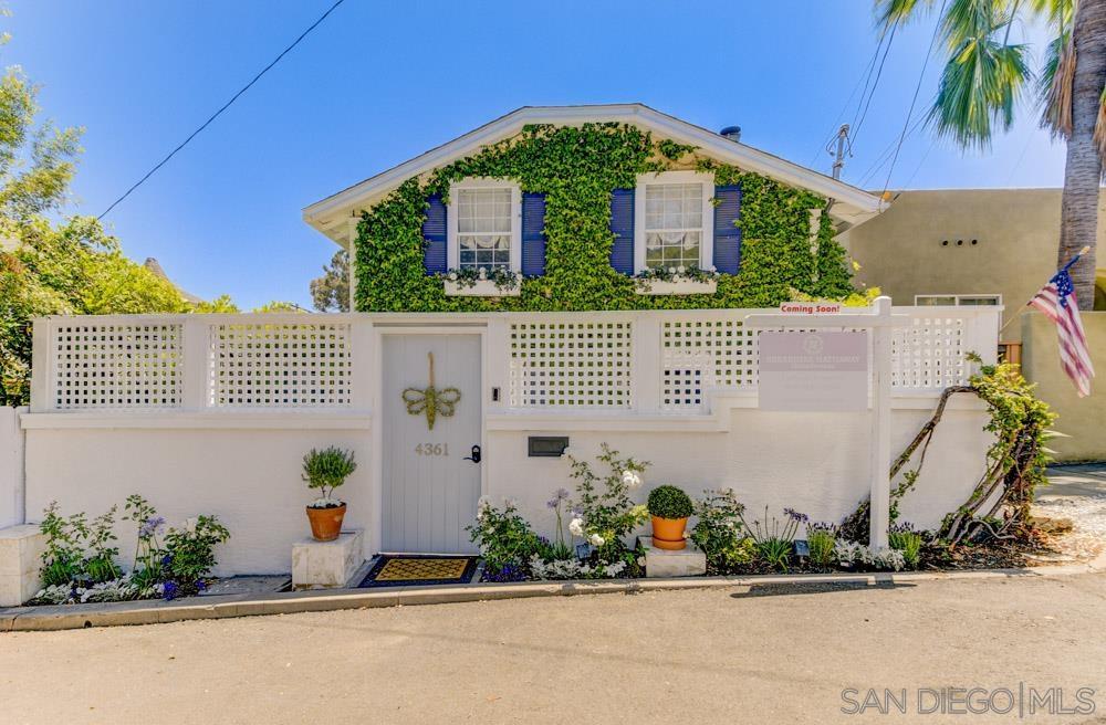 4361 Hawk Street, San Diego, CA 92103