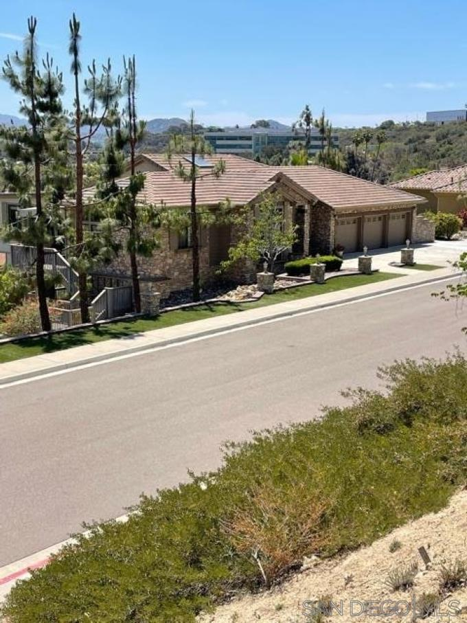 Rare to market, one of a kind, two separate homes with separate addresses and electrical meters. 1/2 acre parcel with panoramic valley/city view of Mt. Woodson and San Pasqual Valley and beyond. 7880sf between permitted living area of 2 houses and finished/useable basement area. Main house (17059 Broken Bow Ct) built in 2004 with 4290sf 5br/3.5ba, oversized 3 car garage, gym/bonus room with wet bar and ~1800sf finished basement. 17063 Broken Bow (2nd house built in 2021) is detached, 2br/2ba with 1760sf including finished basement. 100sf detached bedroom/office. Combined 7800 sf of living area and useable space. Long concrete access driveway to 2nd home. Expansive hardscape, patios, decking and artificial turf. Ideal to multi-generational living or high rental income from 2nd home to augment monthly mortgage.Rare to market, one of a kind, two separate homes with separate addresses and electrical meters. 1/2 acre parcel with panoramic valley/city view of Mt. Woodson and San Pasqual Valley and beyond. 7880sf between permitted living area of 2 houses and finished/useable basement area. Main house (17059 Broken Bow Ct) built in 2004 with 4290sf 5br/3.5ba, oversized 3 car garage, gym/bonus room with wet bar and ~1800sf finished basement. 17063 Broken Bow (2nd house built in 2021) is detached, 2br/1ba with 1760sf including finished basement. 100sf detached bedroom/office. Combined 7800 sf of living area and useable space. Long concrete access driveway to 2nd home. Expansive hardscape, patios, decking and artificial turf. Ideal to multi-generational living or high rental income from 2nd home to augment monthly mortgage.