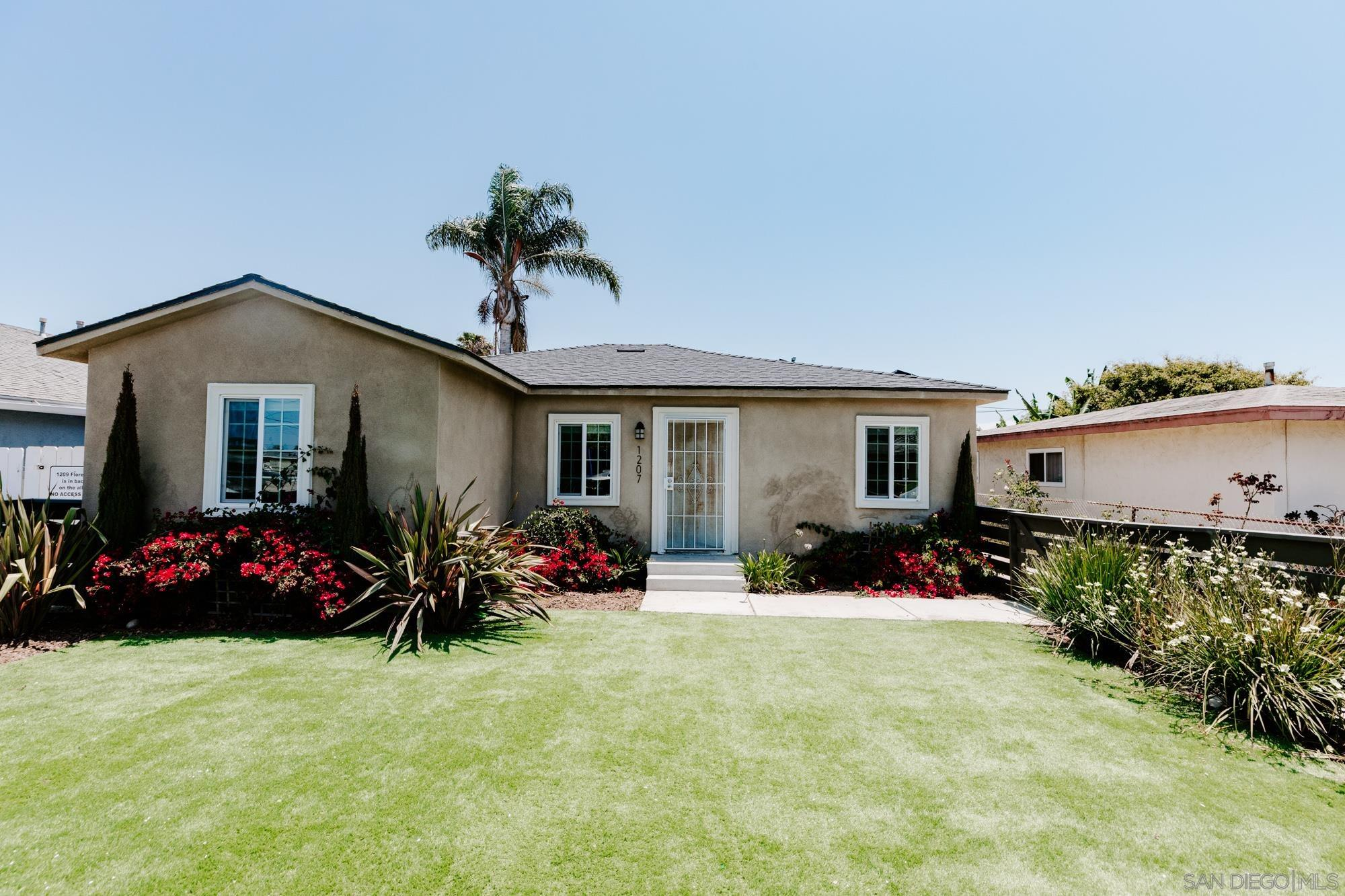 1207 Florence St, Imperial Beach, CA 91932