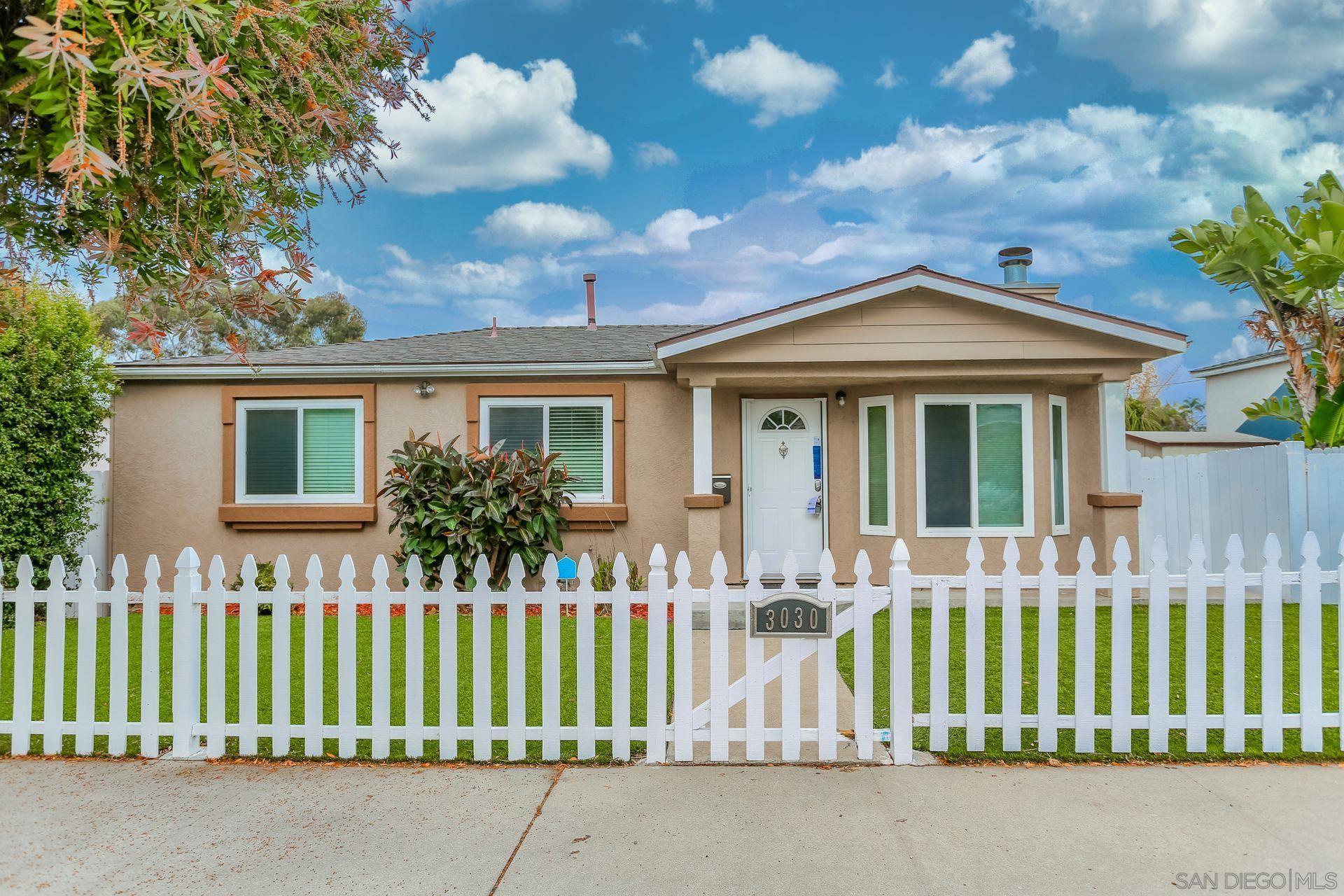 3030 Nile St, San Diego, CA 92104
