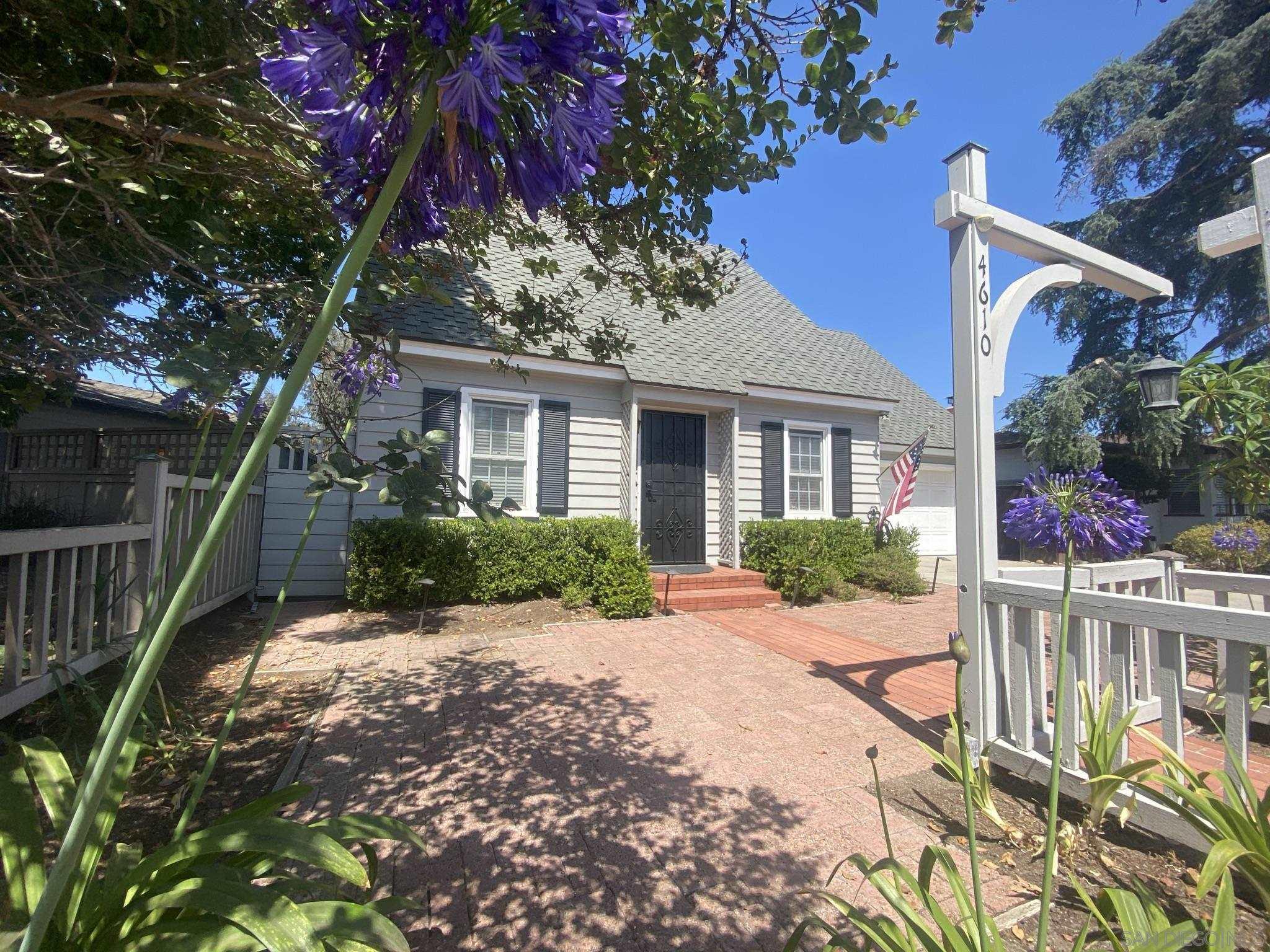 4610 Cajon Way, San Diego, CA 92115